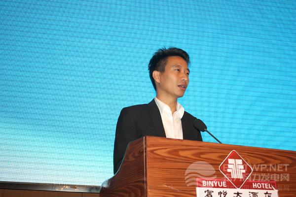 广东明阳风电集团有限公司樊浩杰副总裁