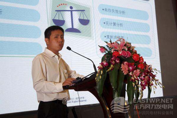 南京安维士传动技术股份有限公司设计主管吴伟强先生
