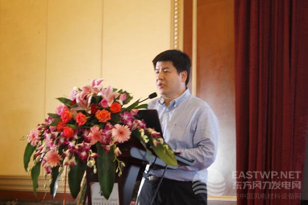 壳牌(中国)有限公司亚太区OEM联络经理左哲先生