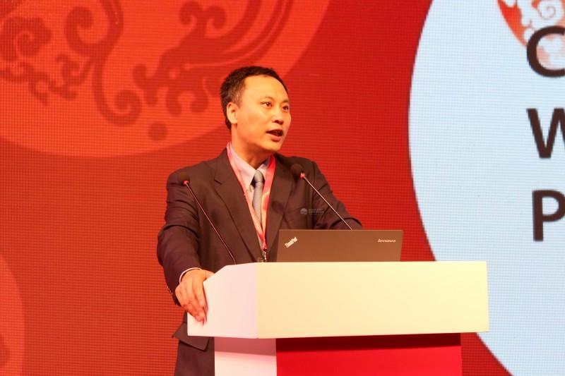 中国可再生能源学会风能专委会秘书长秦海岩