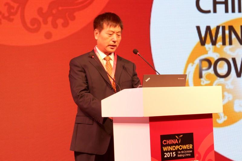 姚兴佳 中国可再生能源学会风能专业委员会主任