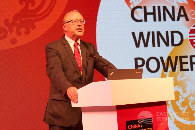 Kluas Rave 全球风能理事会理事长