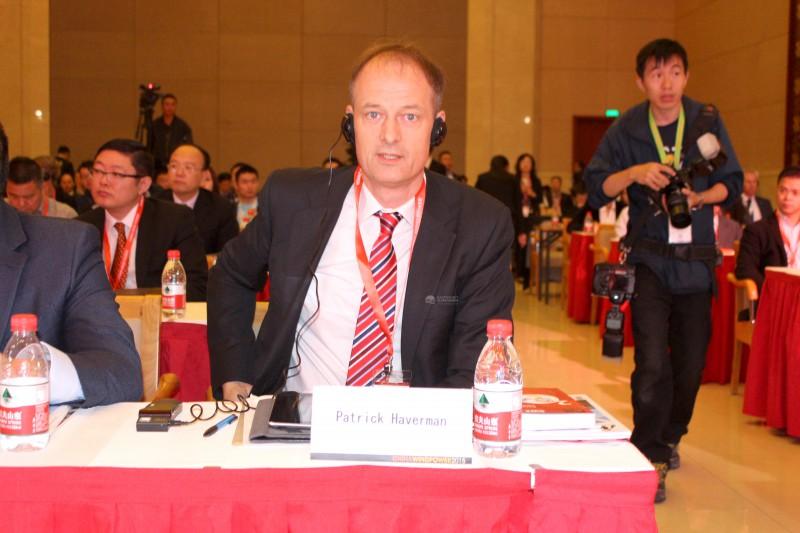 Patrick Haverman 联合国开发计划署驻化代表处国别副主任