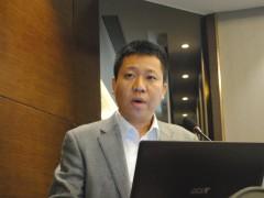 重庆齿轮箱有限责任公司研究所张申林副所长