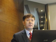 永济新时速电机电器有限责任公司姬惠刚总工程师
