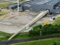 丹麦建全球最大风力发电机 叶片可以横跨八辆双层巴士 (1207播放)