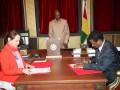 法国与几内亚签署可再生能源合作协议