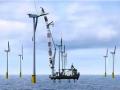 """见过这种""""变形金刚""""吗?海上风电市场有了黑科技"""