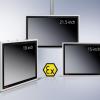针对 Ex Zone 2 危险区的多点控 制面板