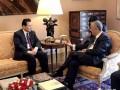 三峡集团董事长卢纯拜会葡萄牙总统总理