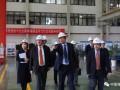 德国Senvion公司CEO尤尔根·盖辛格博士到访中国海装 围绕深化合作共赢、技术创新等进行交流