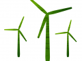 中国超过美国成为第一风电大国 建造直径250米的海上超级风机 (1466播放)