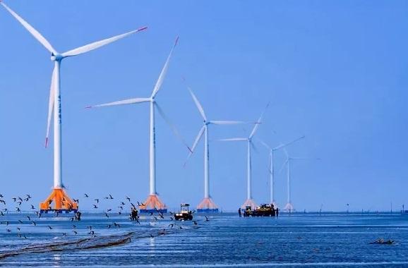 793台风机!江苏全省三分之一风电总装机落户如东