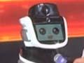2018中国国际风电复合材料现场机器人-风宝宝 (904播放)