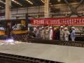 振华重工承建国华东台海上升压站项目开工