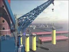 震撼!西门子歌美飒海上风电安装精美视频展示 (1676播放)