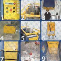 中际联合3SLift风电塔筒升降机 风机电梯