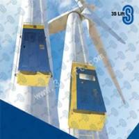 3S Lift齿轮齿条式塔筒升降机,风电塔筒升降机