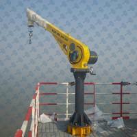 中际联合3slift海上平台吊机 船舶起重机 微型吊机