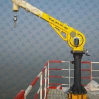 中际联合3slift小型吊装机 海上吊机 船舶吊机