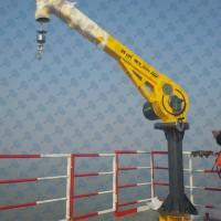 中际联合3slift船舶吊机 风电海上平台吊机