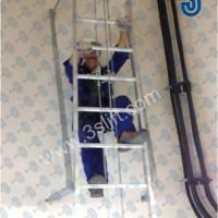 中际联合3S Lift风电专用塔筒助爬器 竖梯助爬器