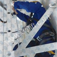 中际联合3S Lift直梯助爬器 风电塔筒助爬器 助爬器