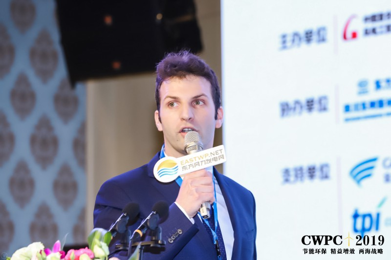 NMG Europe 研发工程师Mr. Alessandro Bordignon:《高性能绿色环保泡沫解决方案》