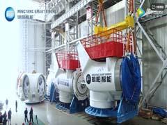 中国制造7.25MW风机吊装视频重磅发布! (1107播放)