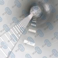 中际联合3S Lift铝合金爬梯 云梯 直梯 竖梯