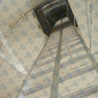 中际联合3SLift专用铝合金爬梯 云梯 风电塔筒爬梯
