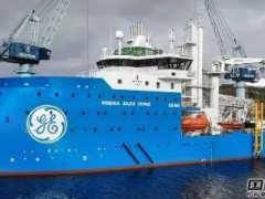 Ulstein将交付为GE海上风场设计建造风电运维船