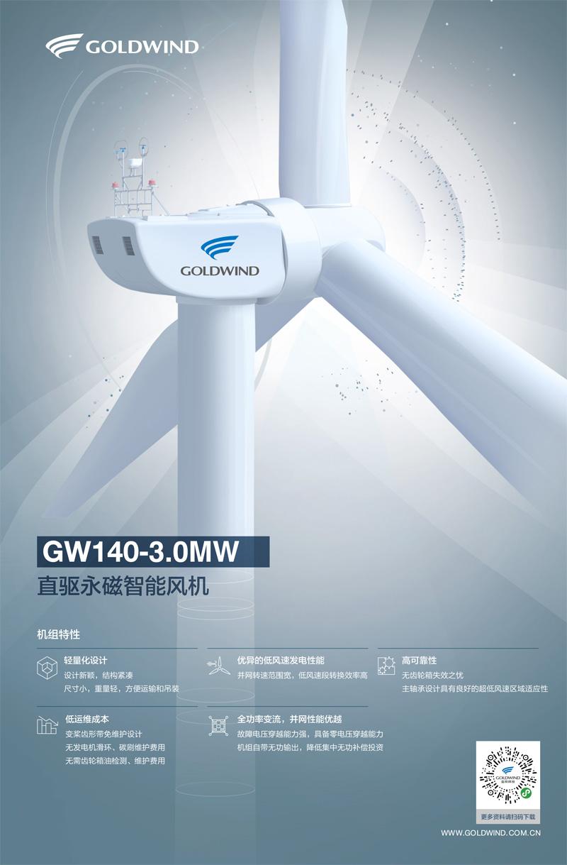 GW140-3.0MW
