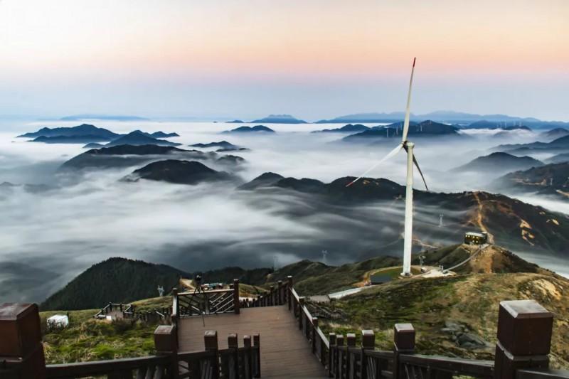 风电仙境、湖南省永州市蓝山职业中专、曾东林