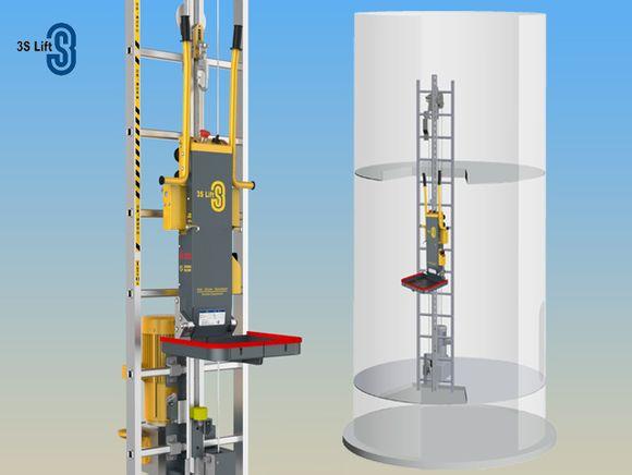 供应3slift风力发电免爬器