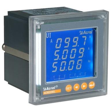 供应低压联络柜进出线回路专用多功能表