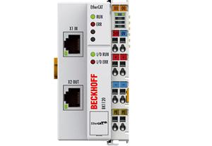 BK1120|EtherCAT 总线耦合器