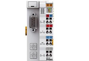 "BK3150|PROFIBUS DP ""紧凑型""总线耦合器"