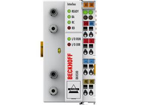 BK4500|光纤接口的 Interbus 总线耦合器
