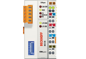 BK5110, BK5120 | CANopen 总线耦合器