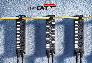EtherCAT 端子盒
