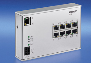 CU2508 | 实时以太网端口倍增器