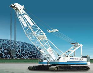 80吨履带式起重机(宇通YTQU80)