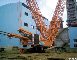 750吨履带式起重机(利海海尔LR1750)