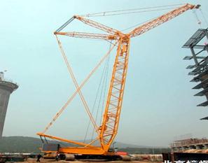 1000吨履带式起重机(德马格CC5800-1)