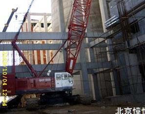 150吨履带式起重机(抚挖QUY150A)