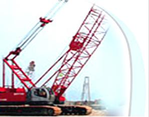 70吨履带式起重机(抚挖QUY70)