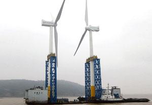 SL3000系列风力发电机组