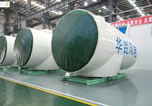 SL1500系列风力发电机组