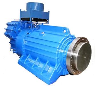 1MW系列风电齿轮箱
